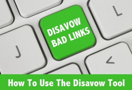 disavow bad links